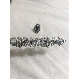 Jewelry - Mixed ring set